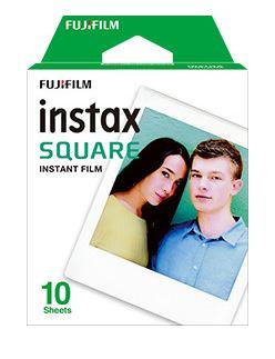 FUJI INSTAX SQUARE FILM 10 AUFN.