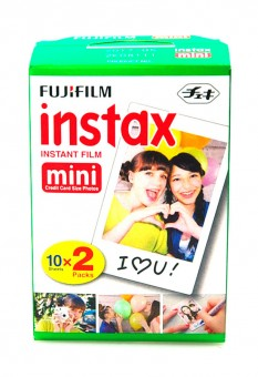 FUJI INSTAX MINI FILM Doppelpack