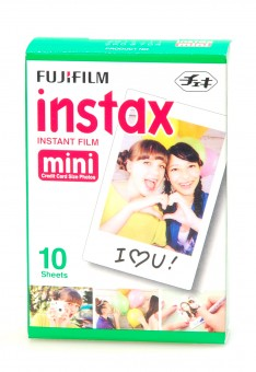 FUJI INSTAX MINI FILM 10 Aufn.