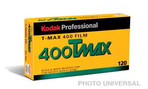 KODAK T-MAX 400 TMY 120 / 5