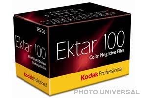 KODAK PROF. EKTAR 100 135-36
