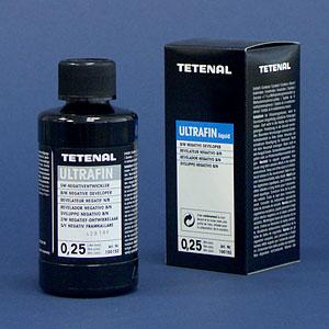 TETENAL ULTRAFIN LIQUID 0,25 LTR. KONZENTRAT