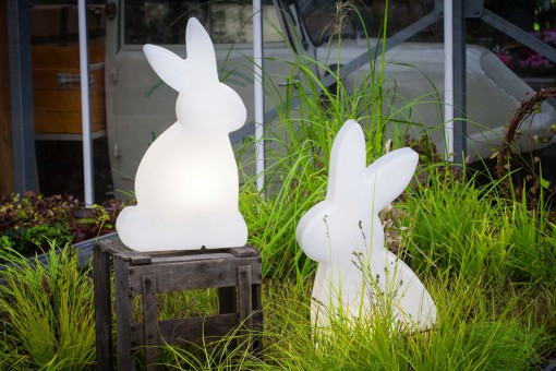 SHINING RABBIT 70 CM LED