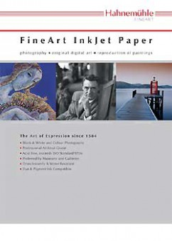 HAHNEMÜHLE FINE ART MUSTERPACK MATT SMOOTH