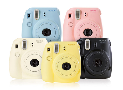 Polaroid Kamera Hinta