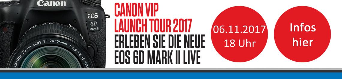 Canon EOS 6D MK II VIP Tour