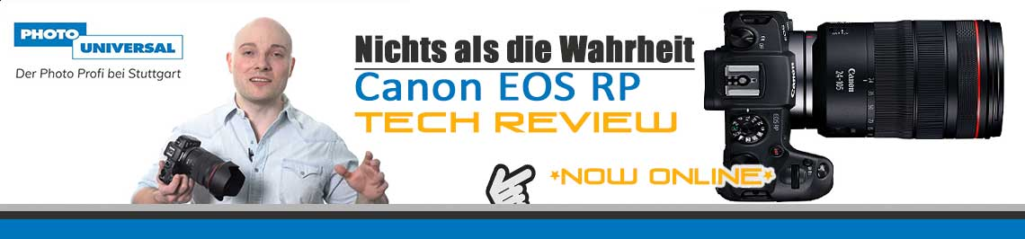 Canon EOS RP tech review