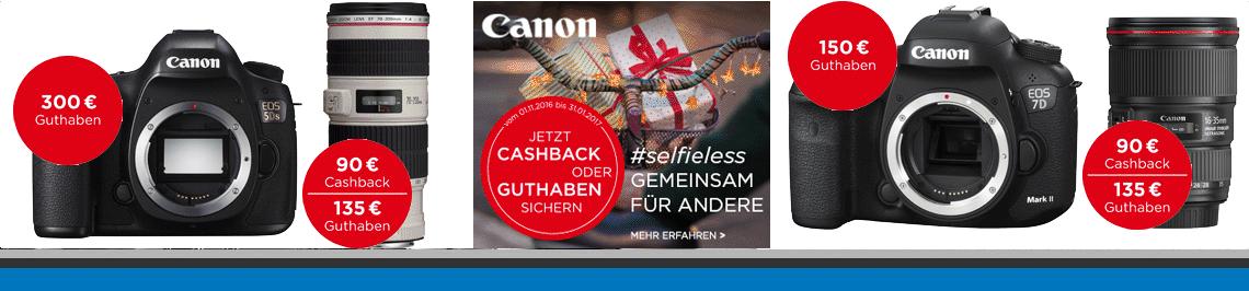 Canon Selfieless