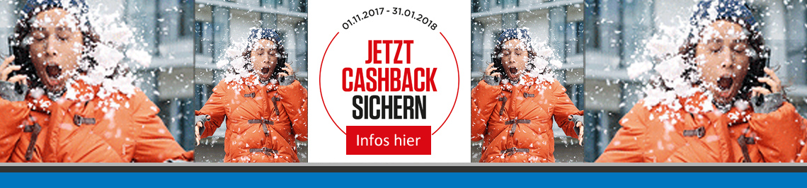 Canon Aktion Winter 2017 Cashback