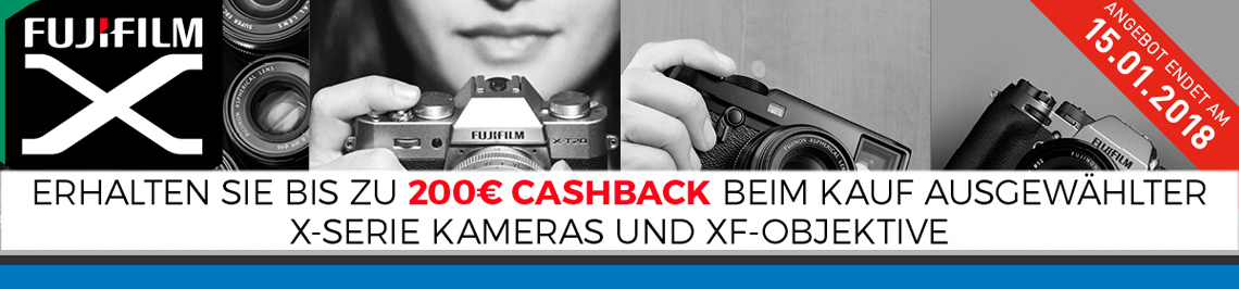 Fuji Winter-Cashback