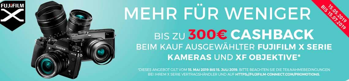 FujiFilm Sommer Promotion