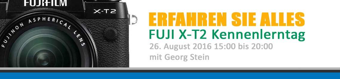 Fuji XT-2 Kennenlerntag