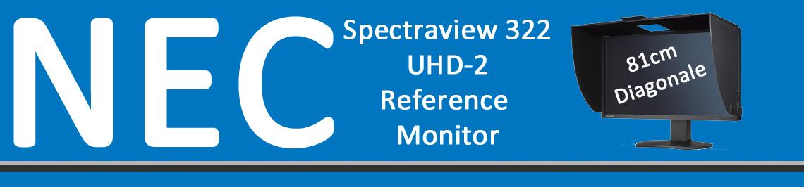 NEC Spectraview 322 UHD