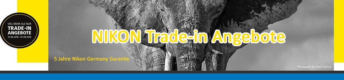 Nikon Trade-in 2018