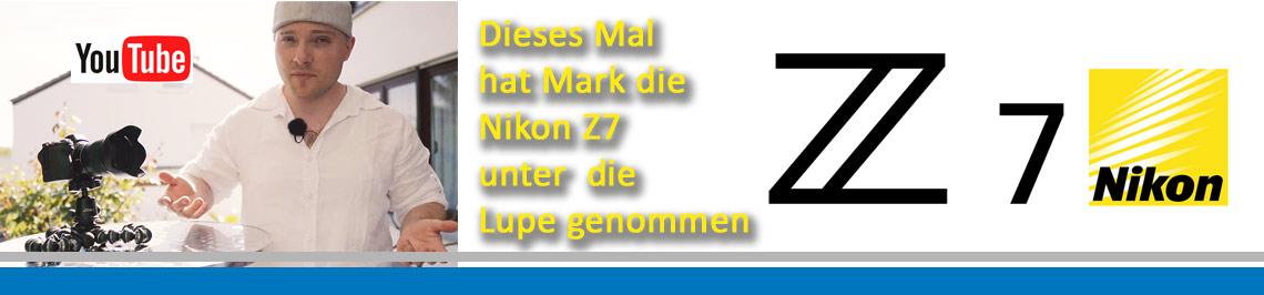 Nikon Z7 Youtube Banner