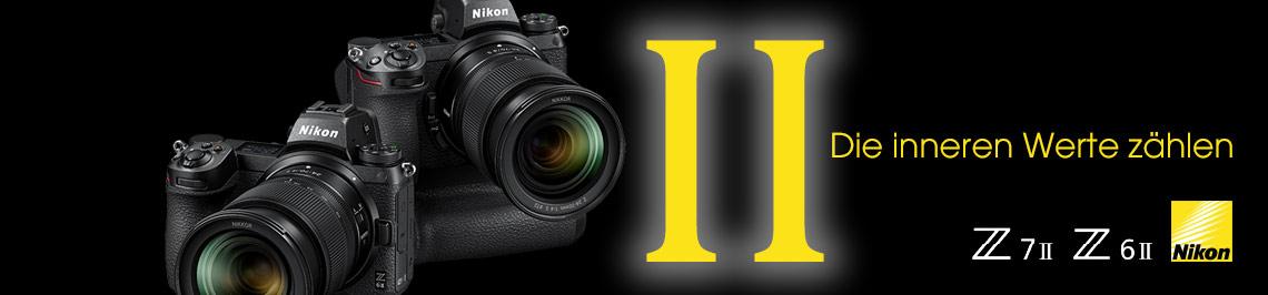 Nikon Z 7II Z 6II