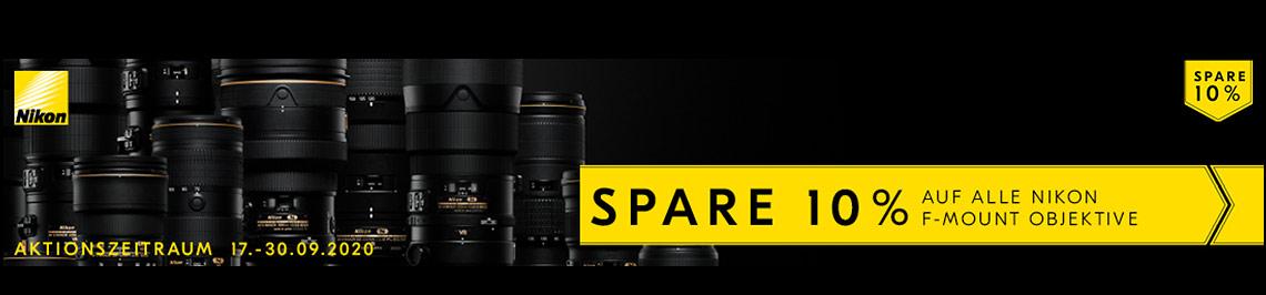 Nikon 10% F-Mount 2020