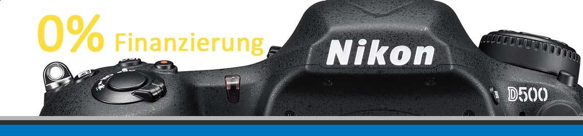 Nikon D 500 0 Prozent