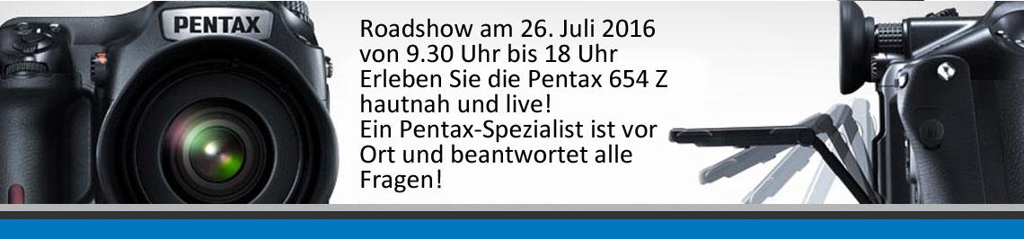 Pentax 645 Z Roadshow