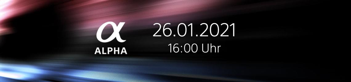 Sony Alpha Teaser 012021