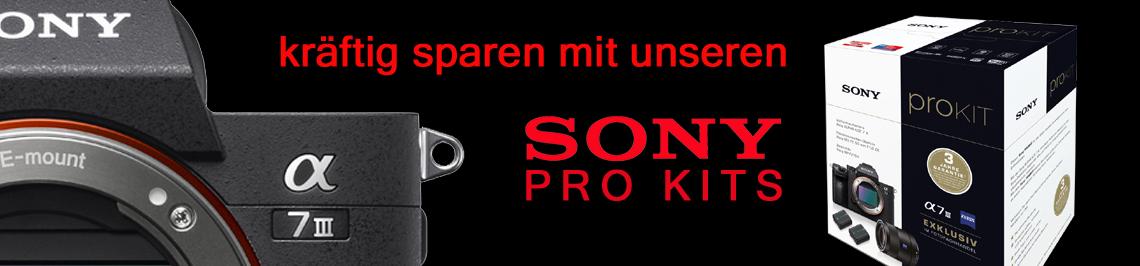 SONY PRO KITS