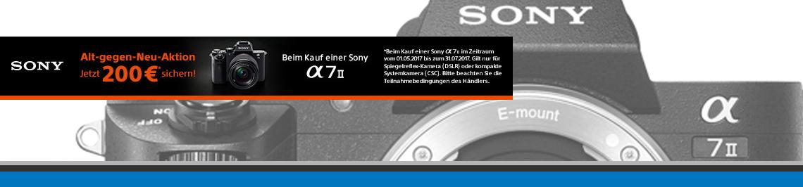 Sony Alpha 7II Ankauf