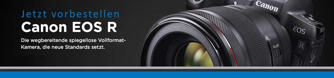 Canon EOS R Banner