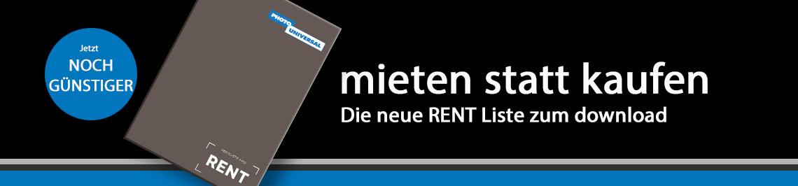 Universal Rent Banner