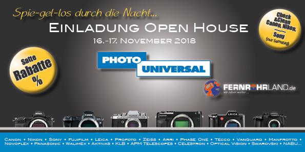 Open House PHOTO UNIVERSAL