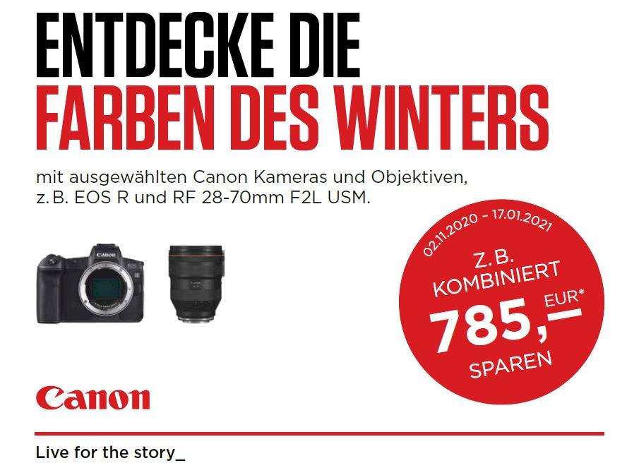 Canon Winter Promo 1