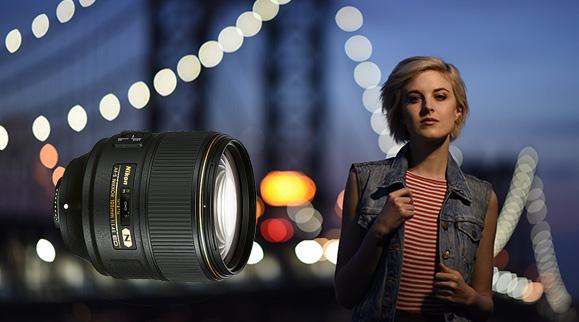 Nikon AF-S 105mm 1,4 E ED