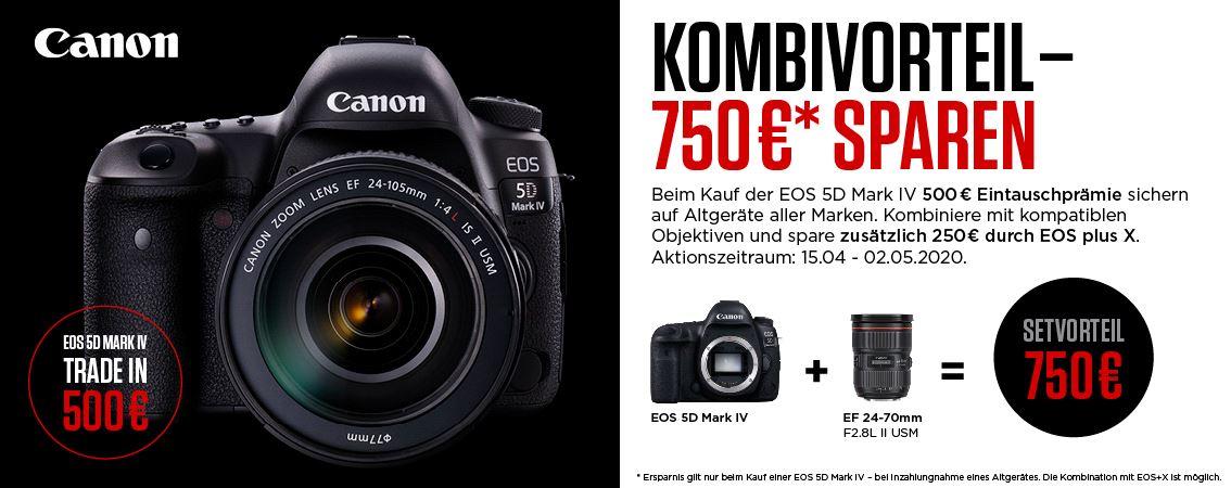 Canon Set Vorteil ESO 5D Mark IV