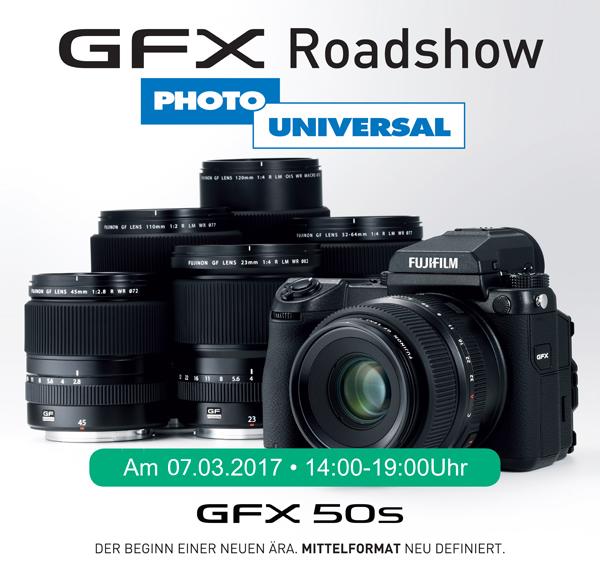 GFX Roadshow