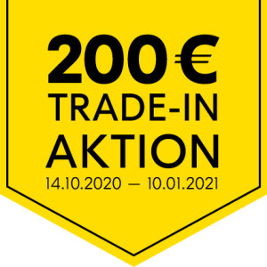 Nikon Trade-in Button