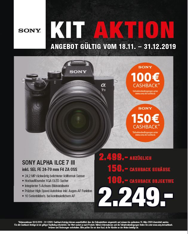 Sony Alpha Kit