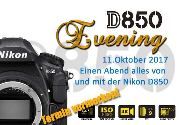 Nikon D850 Vorstellung