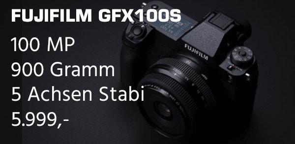 Fuji GFX 100s