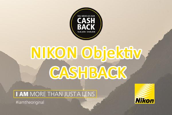 Nikon Objektiv Cashback