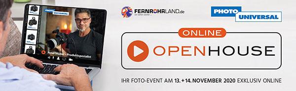 Online Open House Teaser